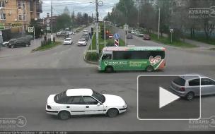 ДТП на ул. Сормовская и ул. Симферопольская.