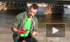 Рыбаки из Петербурга поймали айфон в Неве