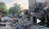 Опубликовано видео с места взрыва жилого дома на севере Италии