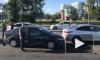 На Дунайском проспекте произошла авария с участие шести автомобилей