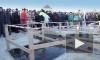 Крещение 2015: для крещенского купания в Петербурге подготовили 22 иордани