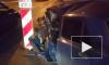Жуткое видео из Москвы: в массовой аварии пострадали три человека