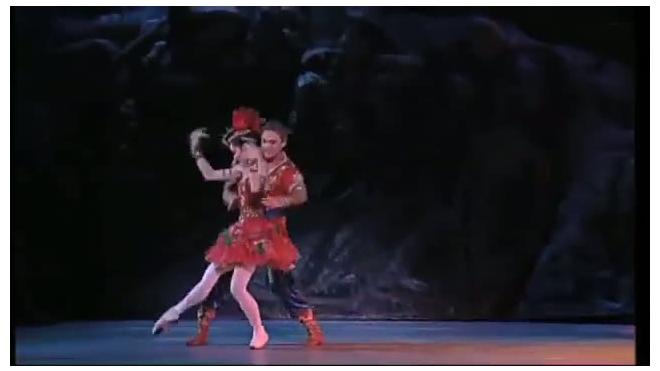 """Dance Open"" в Александринке"