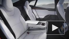 Tesla представила обновленный электрический седан Model S