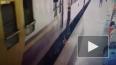Шокирующее видео: Зацепер зацепился рукавом за поезд ...