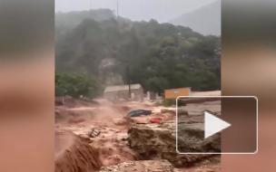 СМИ: два человека погибли в результате прохождения циклона по Греции