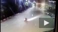 Новочеркасск: Мотоциклист сбил инспектора ГИБДД