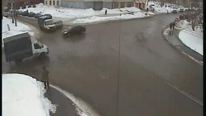 Могло быть и хуже. Авария на перекрестке Ремесленной и Петровского