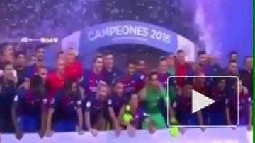 """""""Барселона"""" - 12-кратный обладатель Суперкубка Испании"""