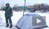 Профсоюзные лидеры пивзавода Heineken голодают в палатке