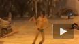 Снежное видео: Сочинцы обрадовались природным катаклизма...