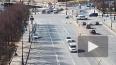 Видео: Infiniti и Mazda не разъехались на Каменноостровс ...