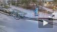 Авария на перекрестке Херсонской и Бакунина попала ...