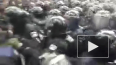 На митинге у Верховной Рады произошли первые стычки ...