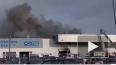 Источник: пожар на Савушкина начался в малярно-кузовном ...