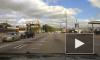 В Америке голая женщина на угнанном автомобиле скрывалась от копов