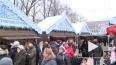 В Петербурге открылась рождественская ярмарка