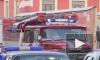 Из дома на улице Савушкина по лестнице спасли 11 жильцов, которые могли сгореть в огне