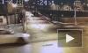 Видео: преподаватель СПбГУ выкинул в воду предполагаемые улики убийства