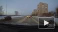 В сети появилось видео серьезной аварии в Омске на ...