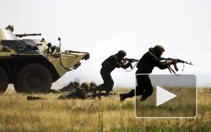 БТР задавил двух росгвардейцев во время учений в Смоленской области