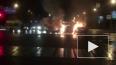 Огненное ДТП в Челябинске: После столкновения маршрутки ...
