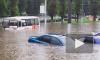 Липецк затопило после ливня с градом: десятки автомобилей затонули, водой залило торговый центр