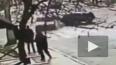 Смертельное видео из Дагестана: легковушка вылетела ...