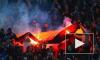 Зенит жестко накажут за сожженный флаг Германии во время матча с Боруссией