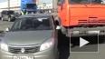 ДТП на шоссе Революции вызвало серьезную пробку