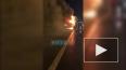 Видео: в районе Вантового моста загорелась фура