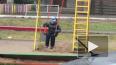Видео: в Сыктывкаре смелый ребенок раскачивался на ...