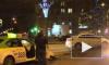 Ночью в ДТП на Заневском проспекте пострадал пассажир такси