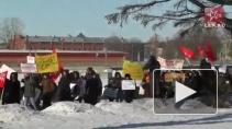 Петербургские гражданские акции прошли без происшествий