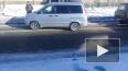 В Ангарске автоледи сбила на переходе двух несовершеннол...