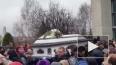 Юлию Началову проводили в последний путь