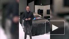 В сети появилось видео нового седана BMW M5 CS