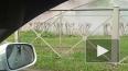 Прорвало трубу с горячей водой на Ланском шоссе