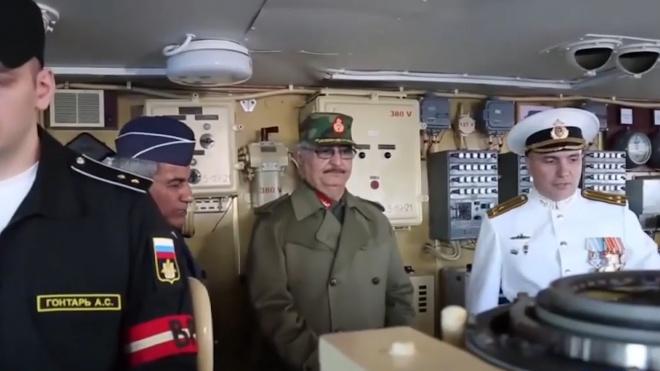 В Ливии объявлена всеобщая мобилизация