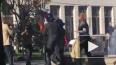 В Петербурге задержалиактивистов на митинге в честь ...