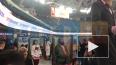 """На """"Газпром Арене"""" перед хоккейным матчем Россия – Финля..."""