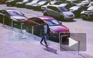 Появилось видео с места стрельбы на проспекте Маршала Жукова