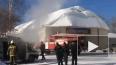 Очевидцы сняли горящую инкассаторскую машину в городе ...