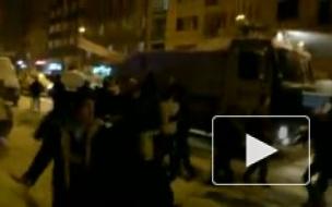 В Турции взорван полицейский автобус