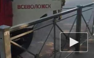 Страшная авария случилась во Всеволожске