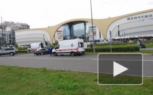 На Петергофском шоссе девушка на каршеринге сбила ребенка