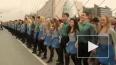 В Дублине две тысячи человек станцевали Riverdance ...