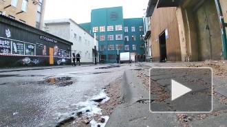 В Петербурге показали почти беспилотный грузовик