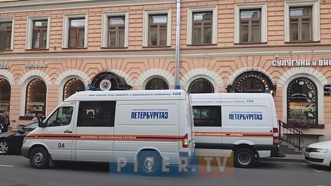 Петербуржцы сообщили о запахе газа во дворе на Гороховой