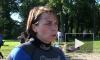 Собаки вытащили из Петровского пруда тонущих. Тренировка службы спасения на воде